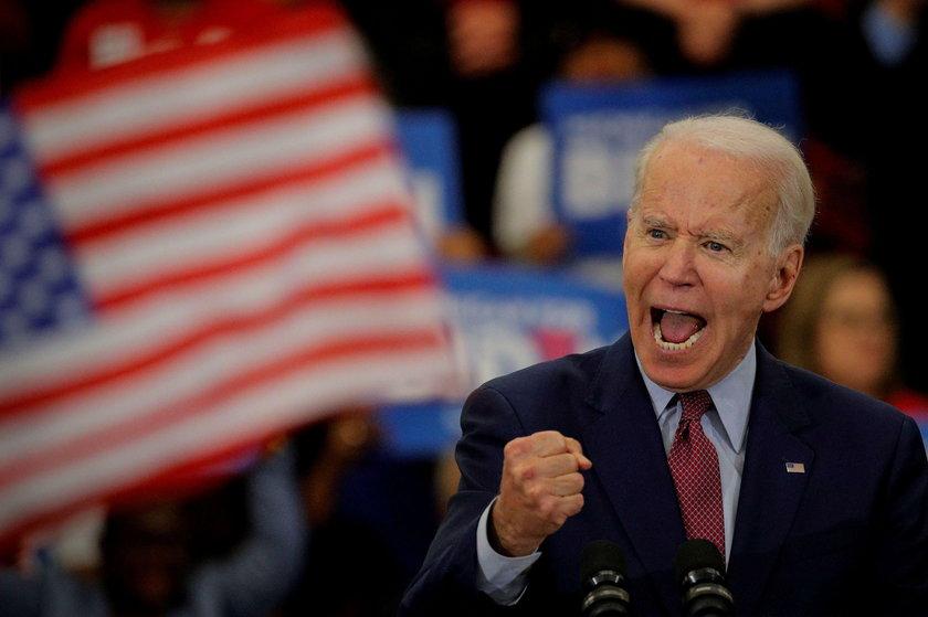 Profile of Joe Biden