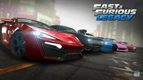 """Fast & Furious: Legacy - efektowna """"ścigałka"""" na iOS i Android"""