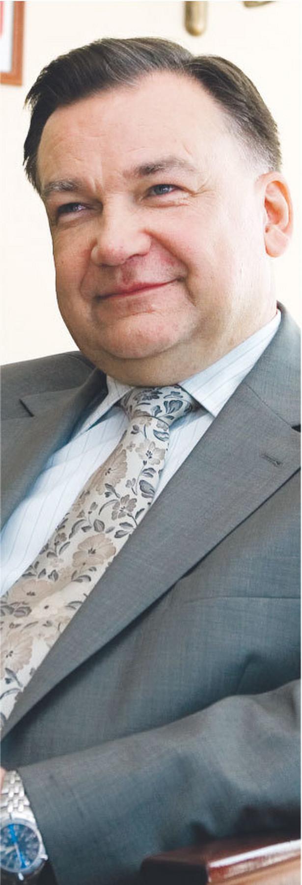 Adam Struzik, marszałek województwa mazowieckiego Fot. Wojciech Górski