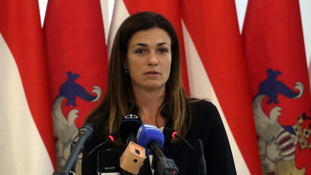 Varga Judit szerint a nőkre és az anyákra is veszélyes az LMBTQ-lobbi
