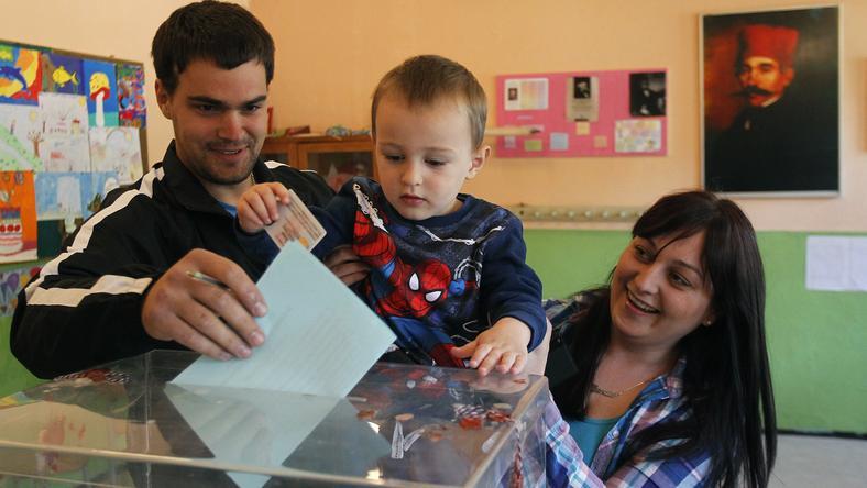Serbia zagłosowała - uprawnionych do głosowania było prawie 6,8 mln osób