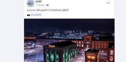 W Łodzi robią sobie kpiny z pandemii? Internauci bez litości