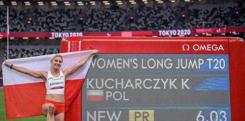 Igrzyska paraolimpijskie w Tokio. Złoty medal i rekord dla Karoliny Kucharczyk