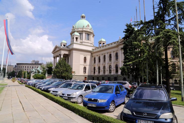 skupstina Srbije parking01_RAS_foto milorad milankovic