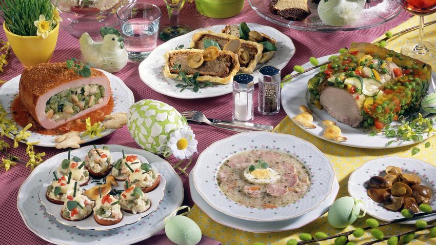 Zdrowe Potrawy Na święta Wielkanocne Wielkanoc 2018