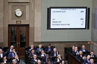 Ustawa ws. cen prądu uchwalona przez Sejm. Teraz akt trafi teraz do Senatu