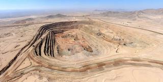 KGHM: oczekujemy wzrostu rentowności naszego chilijskiego projektu