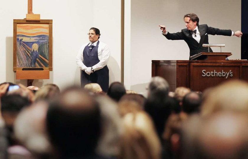 Sprzedali obraz za 120 milionów dolarów. Który?