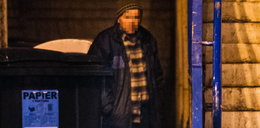 Bezdomni koczują pod pl. Jana Pawła II