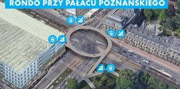 Czy przed pałacem Poznańskiego powstanie kładka ufo? Kosmiczne pomysły łódzkich urzędników