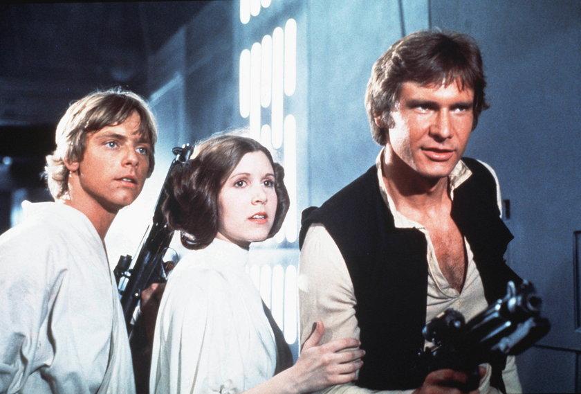 """Aktorzy """"Gwiezdnych wojen"""""""