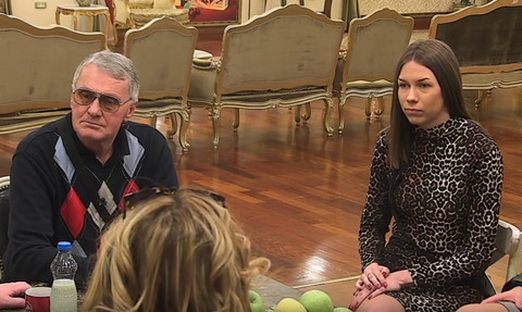 """NE ŽELE IH U VILI: Milijana i Milojko ušli u """"Parove"""", učesnici rijalitija se zgražavali nad njima!"""