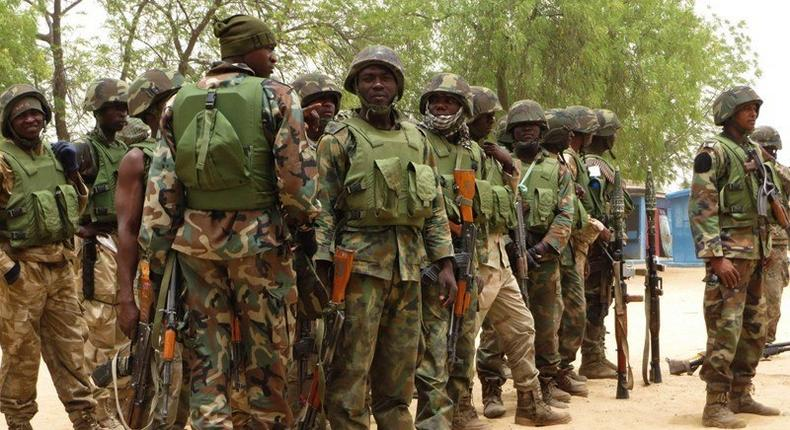 Ghana Armed Forces demand ID Cards before entry into Burma Camp