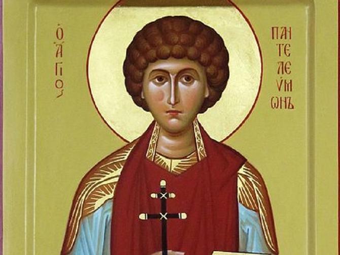 Danas je Sveti Pantelejmon: Postoje dve stvati koje je na ovaj praznik NAJBOLJE URADITI!