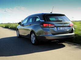 Opel Astra 1.5 D – dwie twarze małego diesla