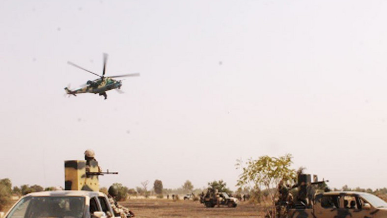 NAF rescues 3 kidnap victims in Zamfara