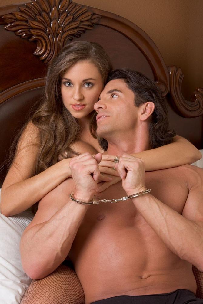 Igra dominacije će uneti osveženje u vaš seksualni život