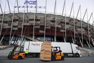 Trzaskowski: Byliśmy zaskoczeni decyzją o budowie szpitala na Stadionie Narodowym