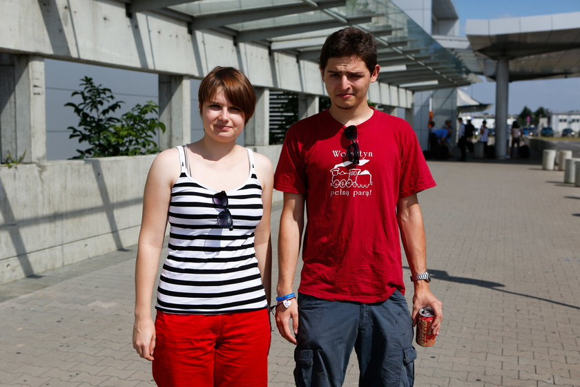 Joanna Kowalik (21 l.) i Tomasz Brudkowski (21 l.)