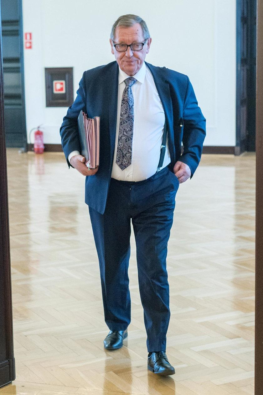 Szyszko o drakońskich karach za wycinkę Puszczy Białowieskiej