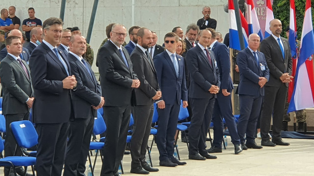 Boris Milošević u sredini