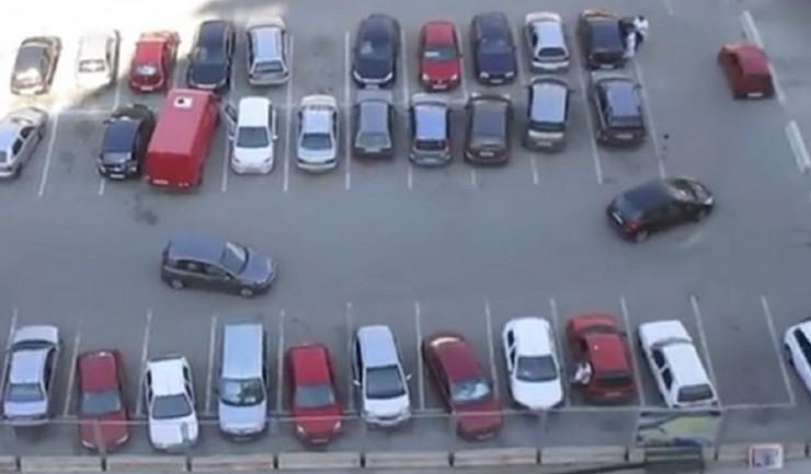 hrvatska parking