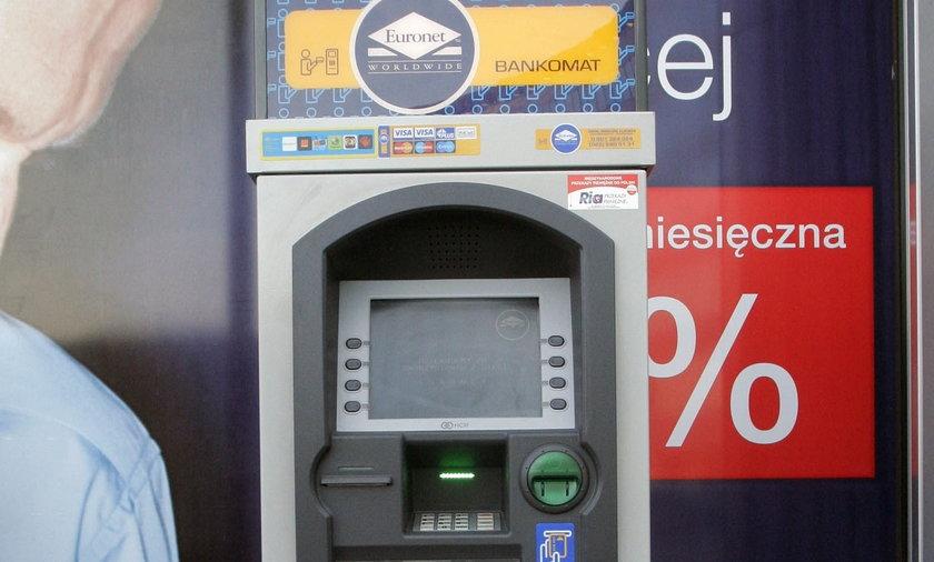 Przerwy techniczne w bankach