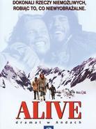 Alive. Dramat w Andach