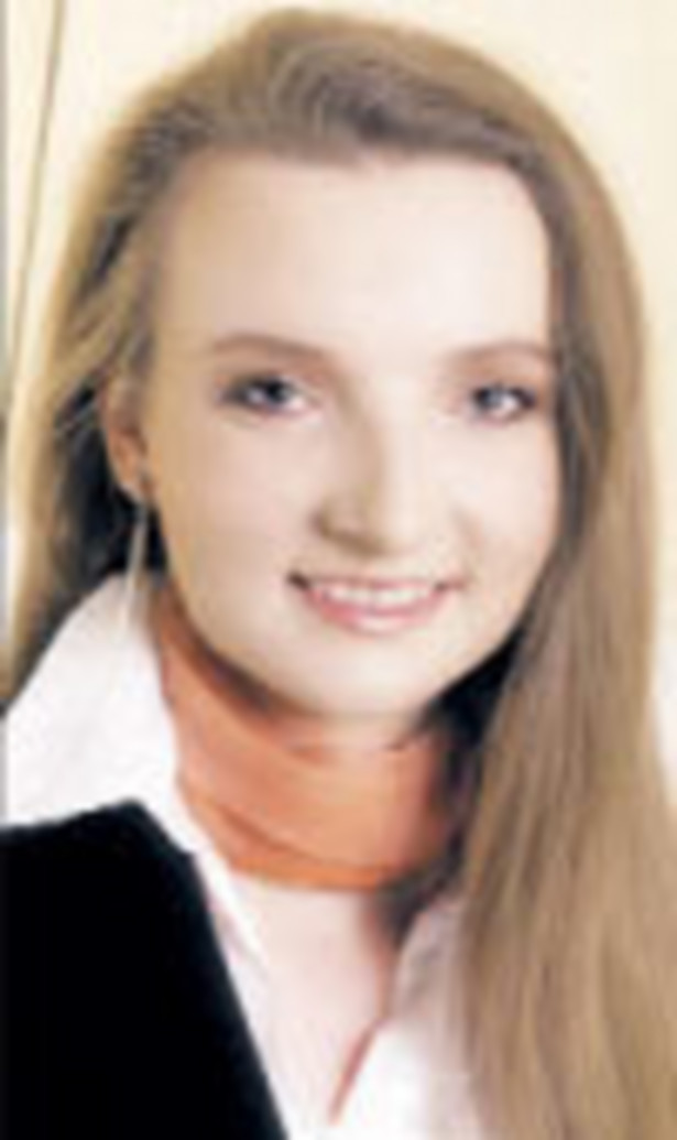 Joanna Narkiewicz-Tarłowska, starszy menedżer, doradca podatkowy w Pricewater-houseCoopers