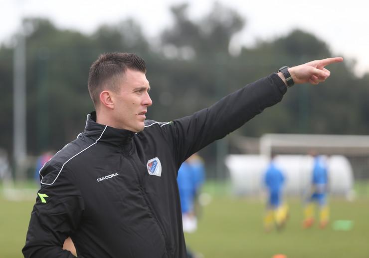 Igor Jankovic trener fudbal