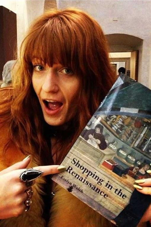 Florence Welch Instagram