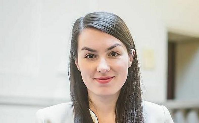 Magdalena Matczak, doktor archeologii z Uniwersytetu Mikołaja Kopernika w Toruniu