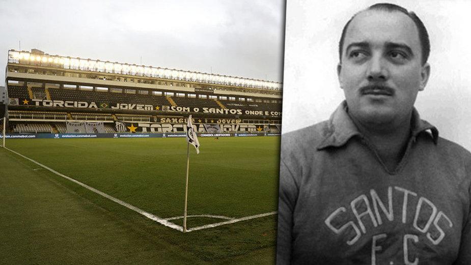 Stadion Urbano Caldeira / Lula (fot. domena publiczna)