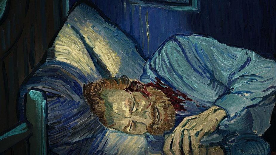 "Vincent van Gogh w wyobrażeniu twórców filmu ""Twój Vincent"" (reż. Dorota Kobiela i Hugh Welchman, 2017)"