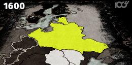 Tak zmieniały się granice Polski. To trzeba zobaczyć
