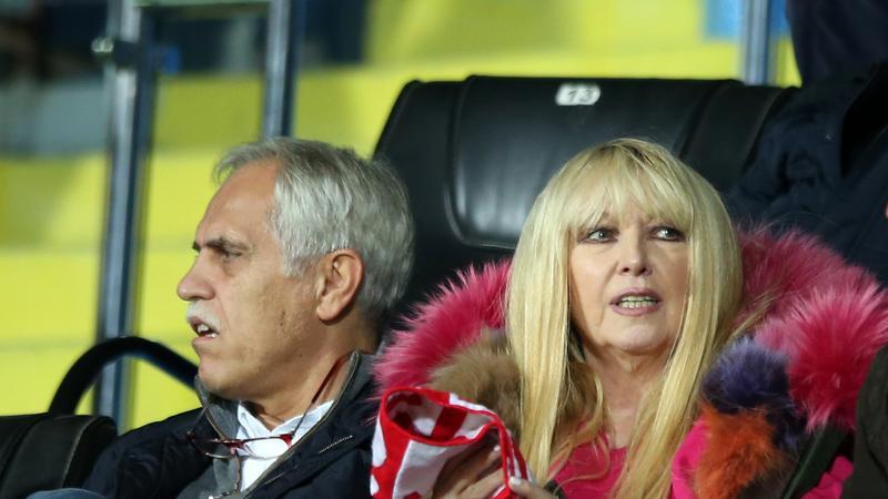 Zygmunt Solorz-Żak i Maryla Rodowicz
