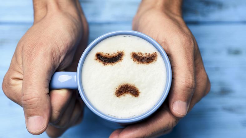 Kawa w blue monday