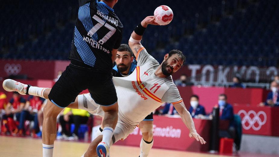 IO 2020: Argentyna bez szans w meczu z Hiszpanią