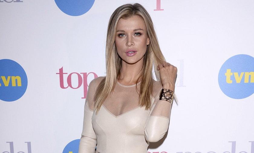 "Joanna Krupa jest jurorem w ""Top model"""