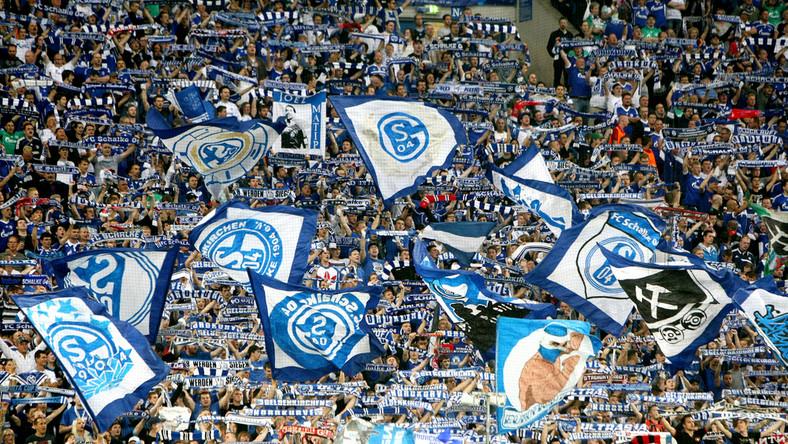 Kibice Schalke 04 Gelsenkirchen