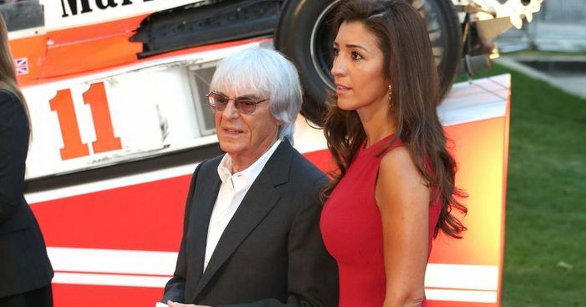 Bernie Ecclestone zostanie ojcem w wieku 89 lat