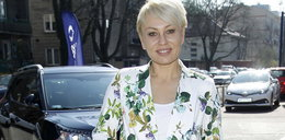 Jarosińska po raz pierwszy na imprezie po zabiegu