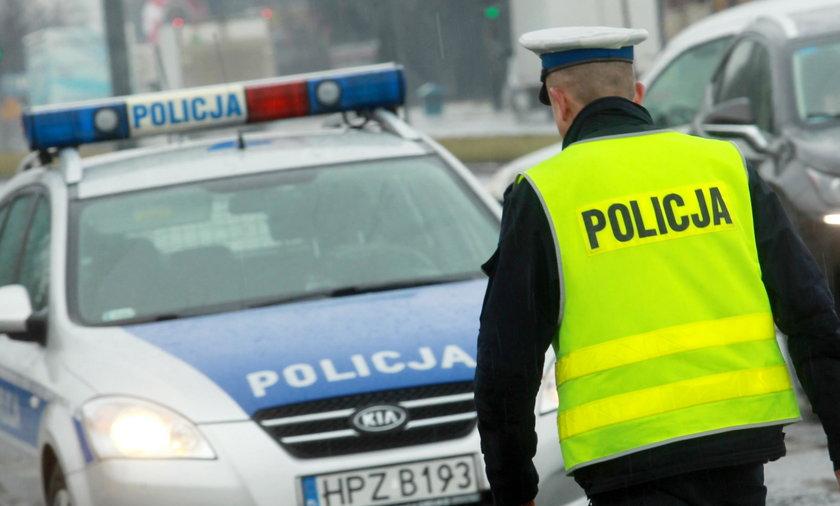 Brawurowa ucieczka 14-latka przed policją w Sulęcinie