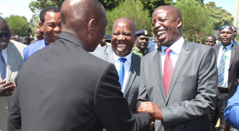 DP Ruto's allies, led by MP from Rift Valley pile pressure on him to abandon his presidential bid [Video]