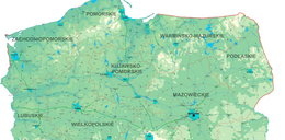 Cztery nowe miasta na mapie Polski. Zobacz gdzie!