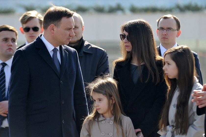 Marta Kaczyńska poprze Andrzeja Dudę