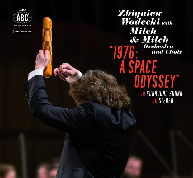 "Zbigniew Wodecki with Mitch & Mitch Orchestra and Choir ""1976: A Space Oddisey"""