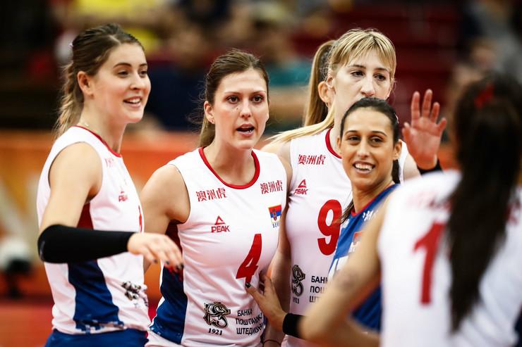 Ženska odbojkaška reprezentacija Srbije, Ženska odbojkaška reprezentacija Meksika