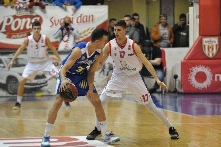 KK Borac, KK Primorska