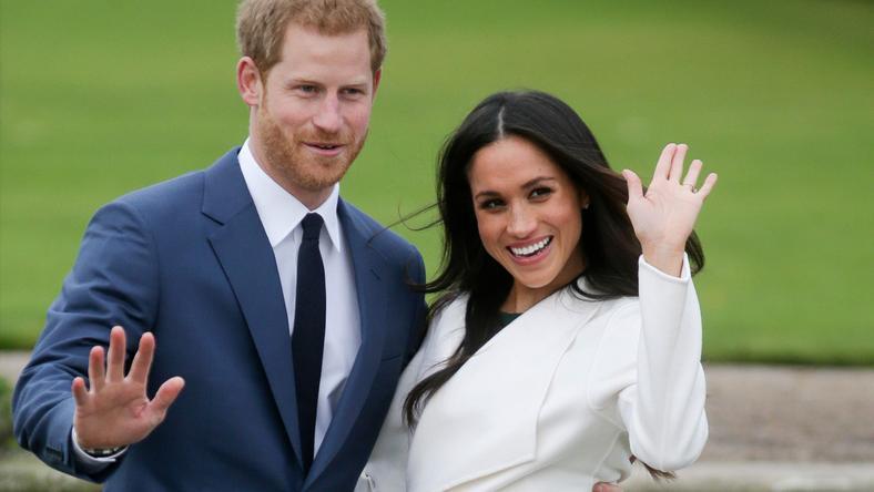 Ślub Meghan i Harry'ego będzie największym królewskim ślubem od 2011 roku
